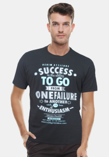 Slim Fit - Youth Boy - Success - Hitam