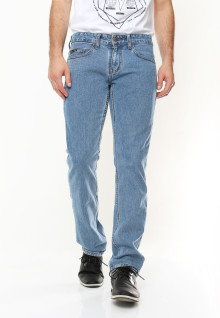 Regular Fit - Jeans - Blue - Basic Model