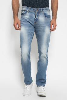 Jeans Slim Fit - Full Washed - Light Blue