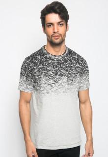 Slim Fit - Kaos Fashion - Polos - Putih