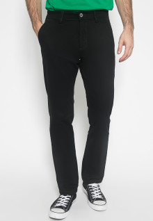 Celana Panjang - Regular Fit - Hitam