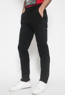 Celana Casual - Chinos - Hitam