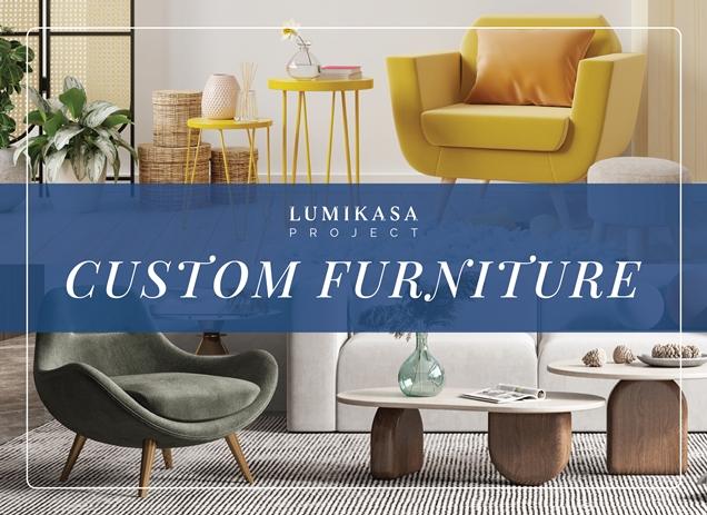 Lumikasa Project Custom Furniture