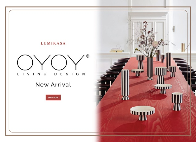 Oyoy Living Now Available