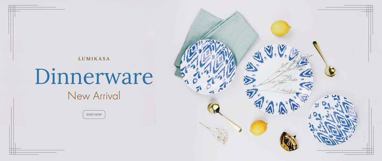 Dinnerware New Arrival
