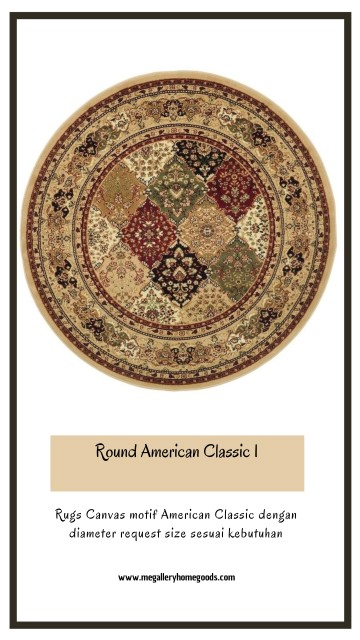 Round American Classic 1