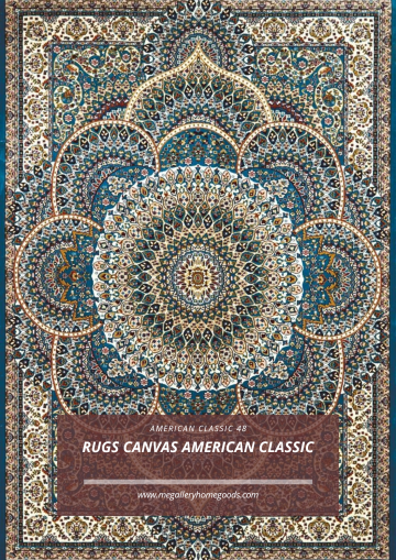 Rugs American Classic 48