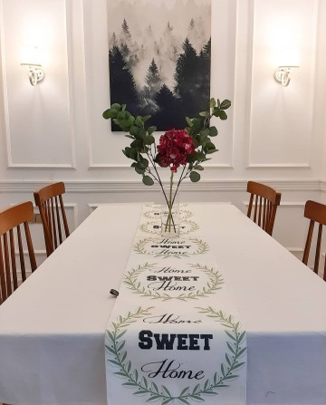 Table Runner Quotes 1