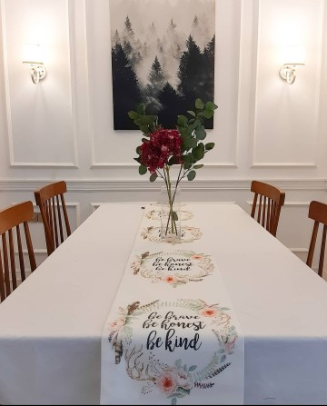 Table Runner Quotes 3