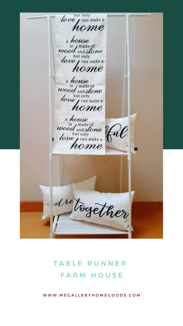 Table Runner Quotes