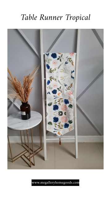 Table Runner Tropical 9