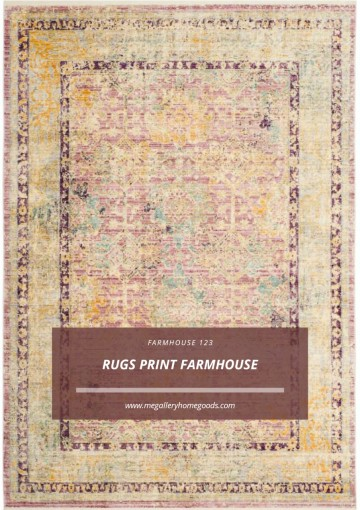 Rugs Farmhouse 123