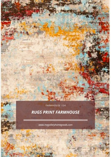 Rugs Farmhouse 124