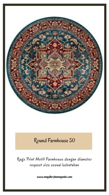 Round Farmhouse 50