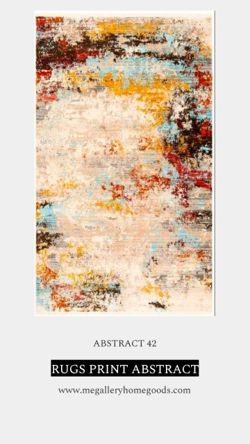 Rugs Abtract 42