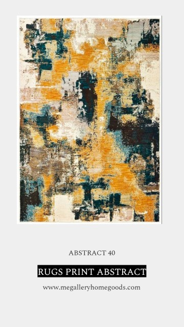 Rugs Abstract 40