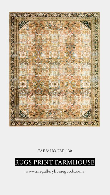 Rugs Farmhouse 130