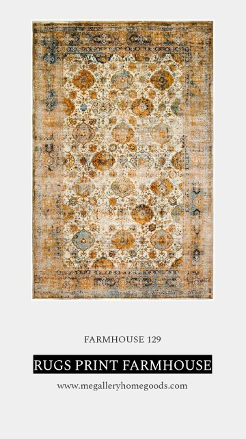 Rugs Farmhouse 129