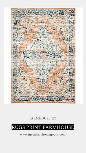 Rugs Farmhouse 126