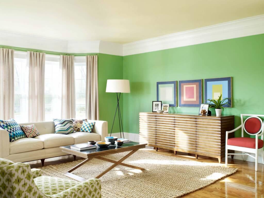 Inspirasi Warna Cat Rumah