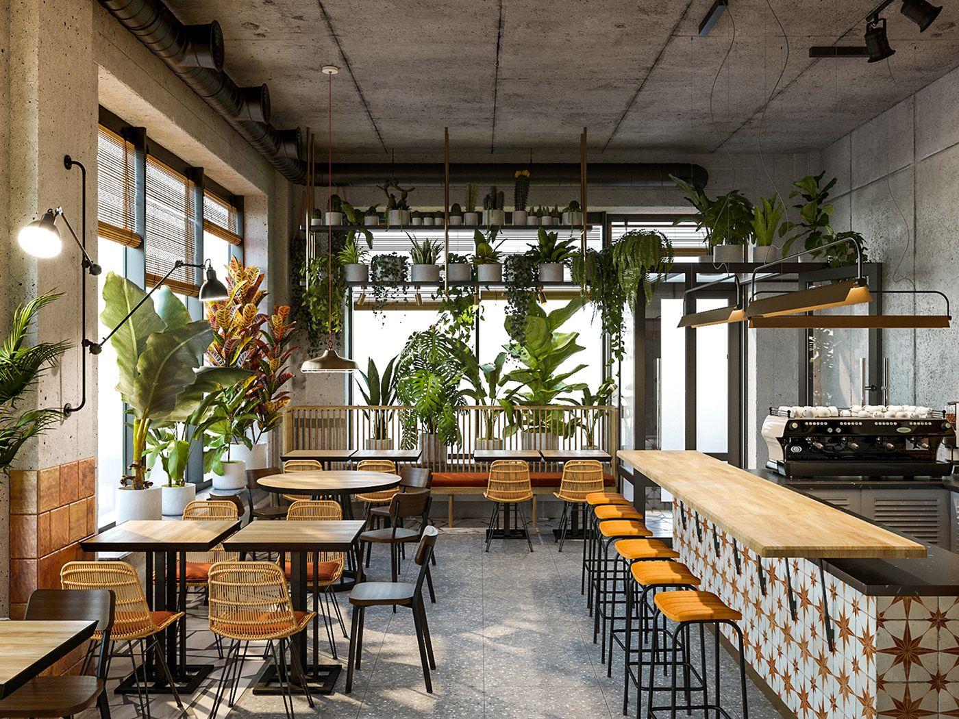 Biaya Jasa Desain Interior Cafe & Rumah Denpasar, Bali Terfavorit