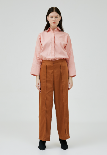AZALEA BROWN PANTS