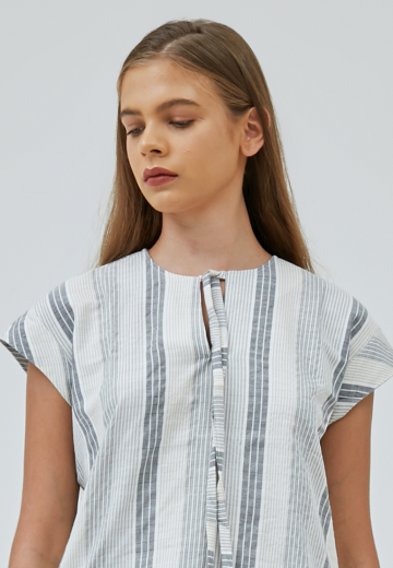 Stripes Thara Easy Top