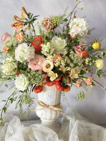 Jenaa Vase Arrangement