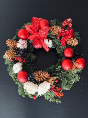 Christmas Wreath 4