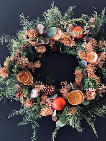 Christmas Wreath 5