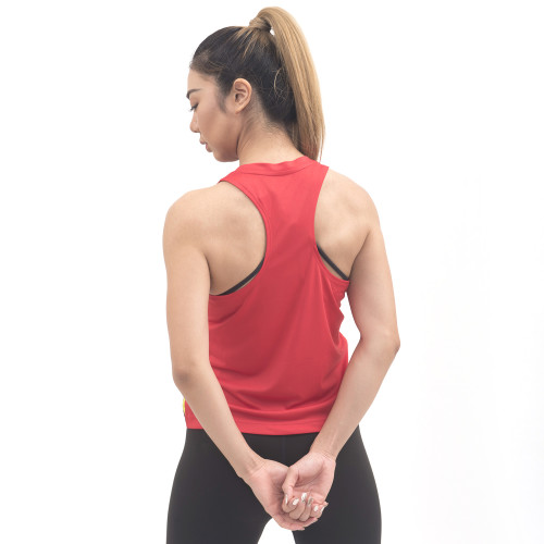 MILLS GYM AND RUNNING LADIES SLEEVE LESS MARBE 6003