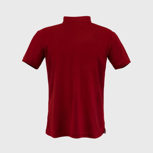 MILLS GARUDA POLO SHIRT 1701 GR RED