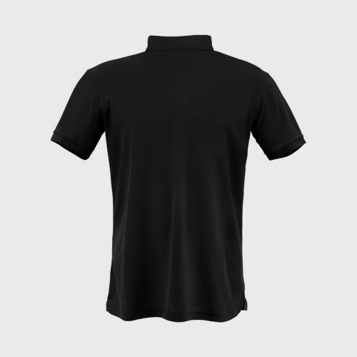 MILLS GARUDA POLO SHIRT 1701 GR BLACK