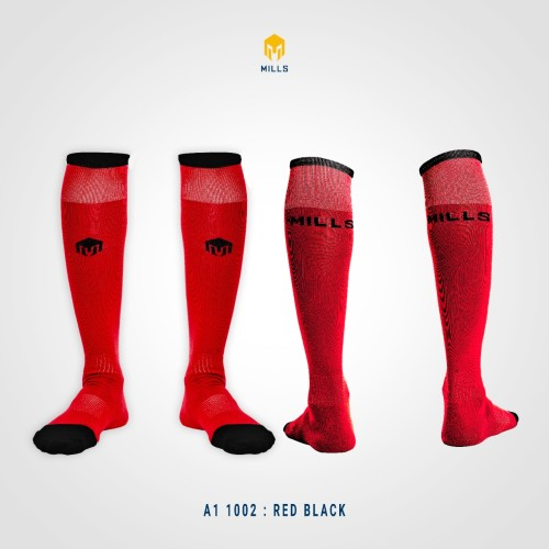 MILLS SOCCER PIERRE SOCKS A1 1002 VARIANT RED