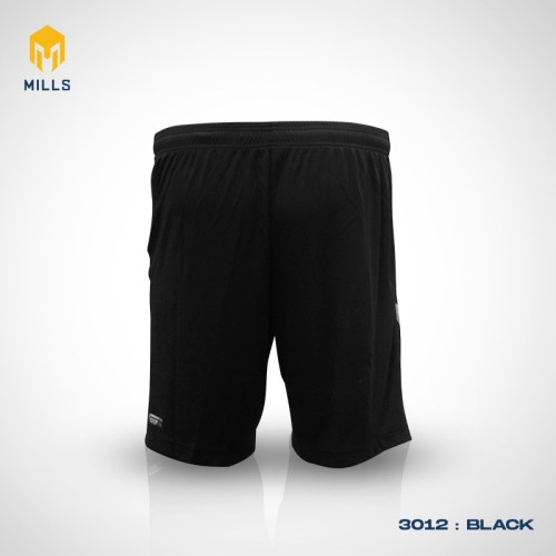MILLS FOOTBALL SHORT ENDURANCE 3012 BLACK