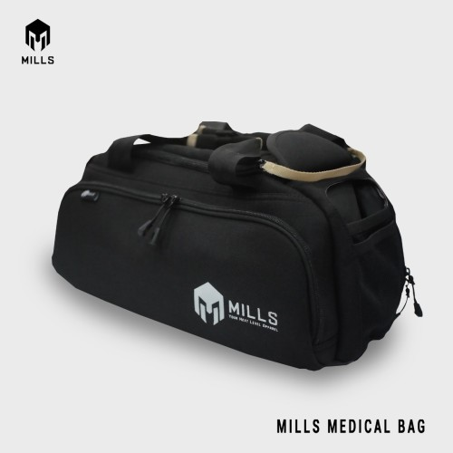 MILLS MEDICAL BAG A16 1601 BLACK