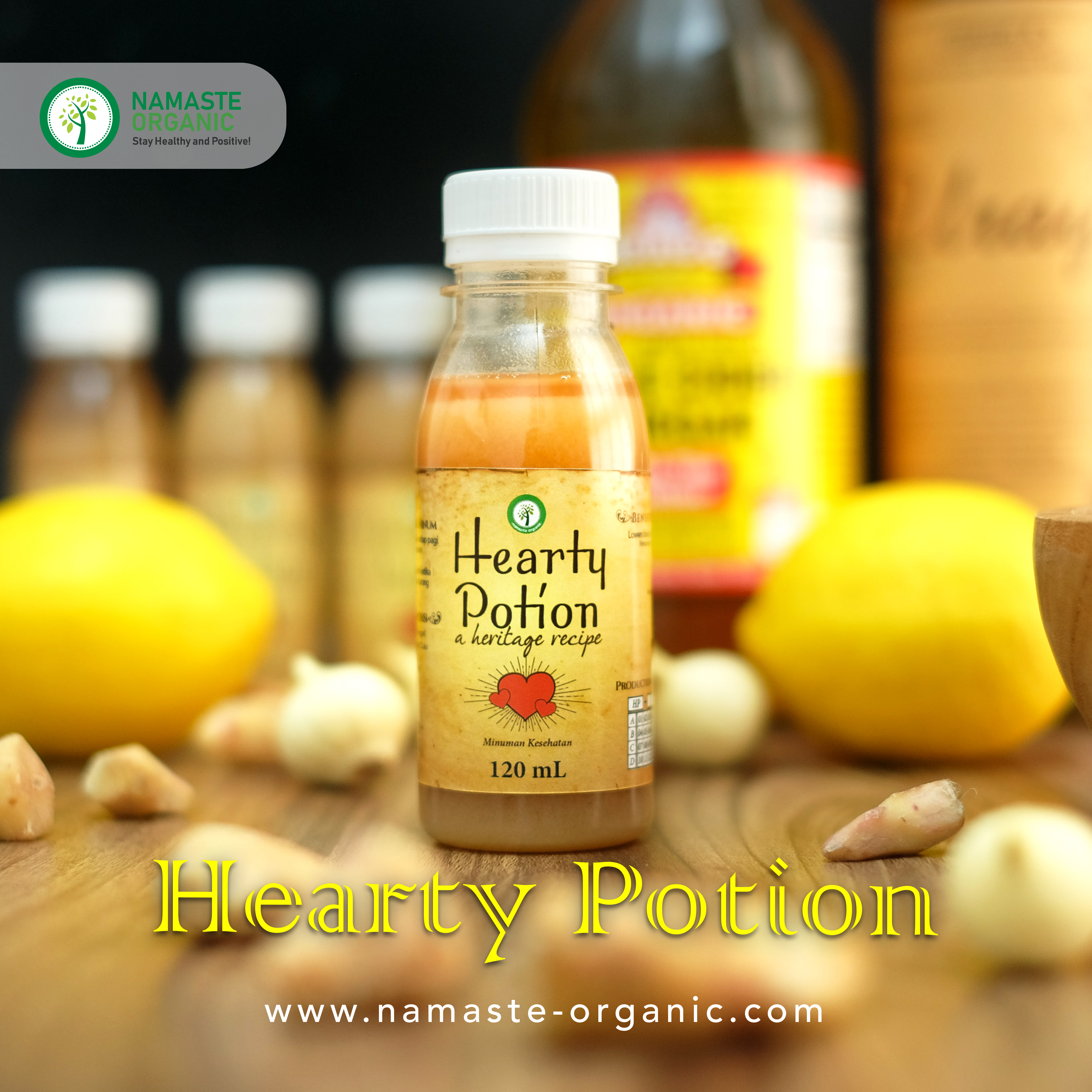 HEARTY POTION image