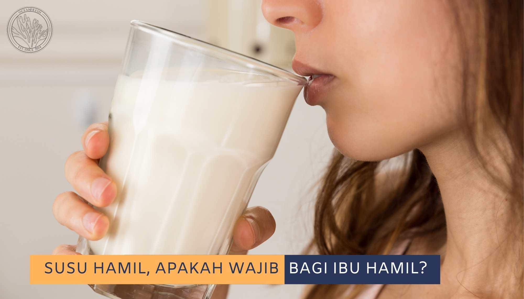 Susu Hamil image