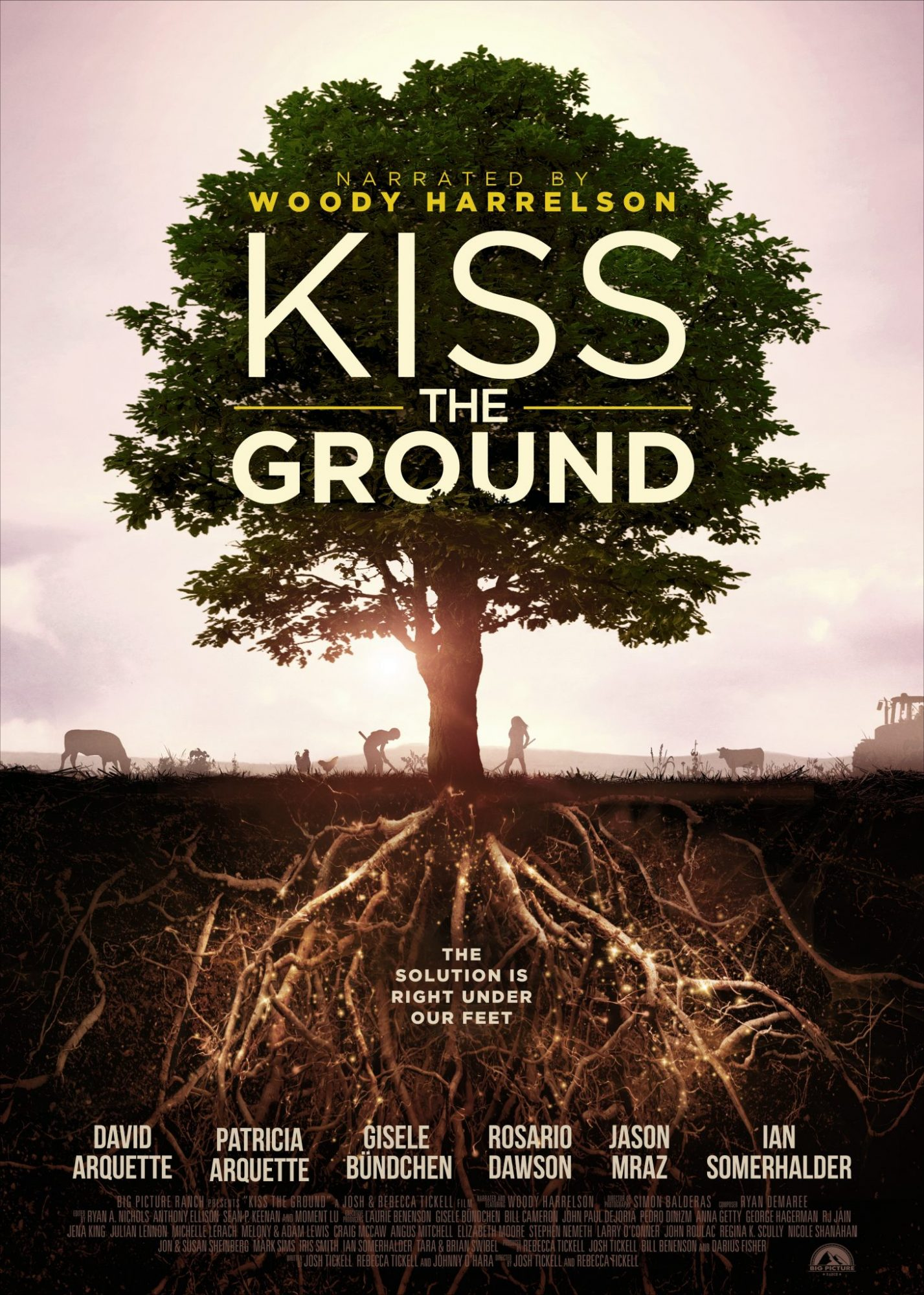 "Film Dokumenter ""Kiss the Ground"" Tawarkan Solusi Global Warming image"