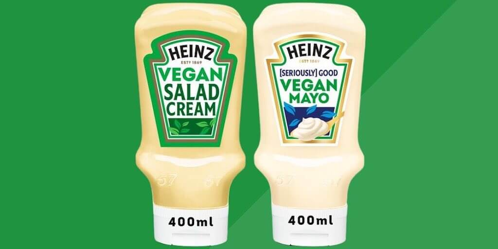 Veg News : Kraft Heinz Luncurkan Vegan Mayones image