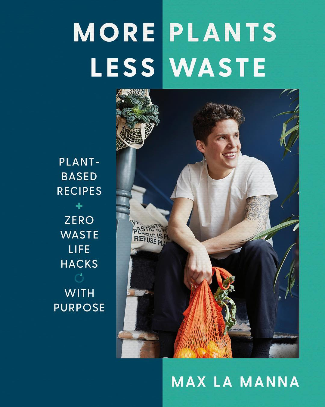 more plants less waste