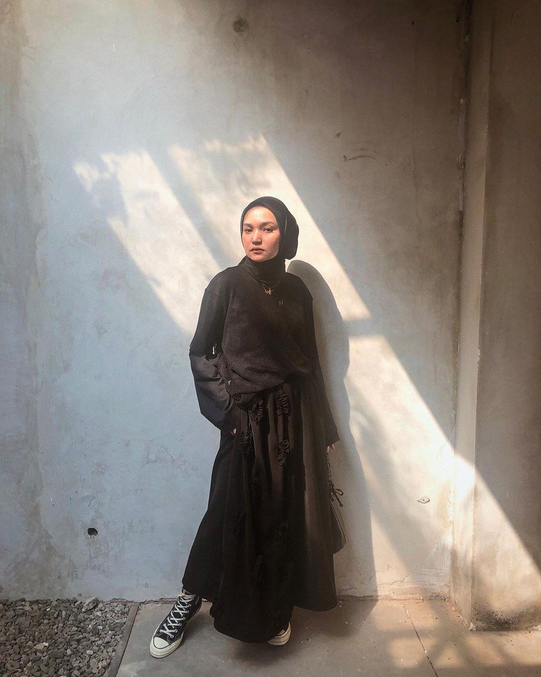 Soraya Ulfa in #rashawllook image