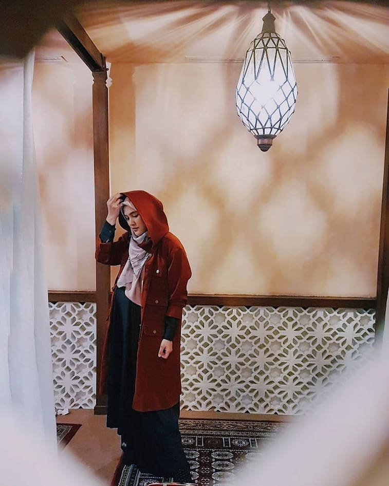 Ratu Anandita in #rashawllook image