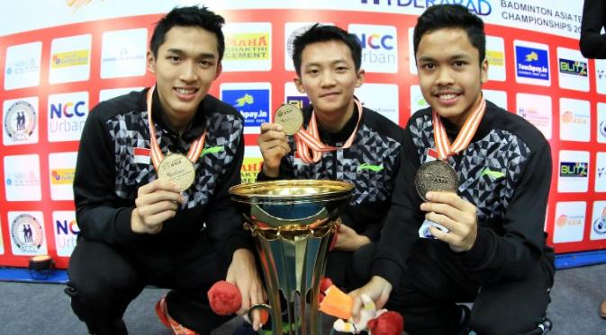 Jonatan, Ihsan, Anthony Akan Main di Sea Games 2017