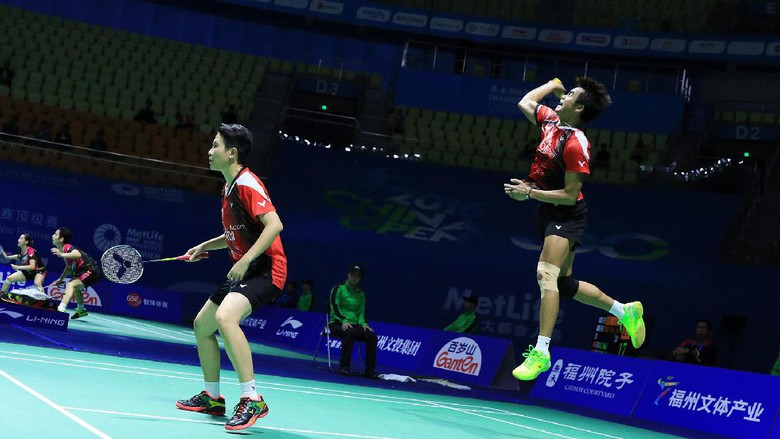 Tontowi/ Liliyana Susul Kevin/Gideon ke Final China Open SSP 2016