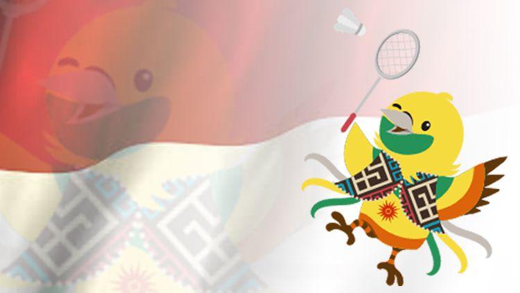 Undian Bulutangkis Asian Games Digelar H-2