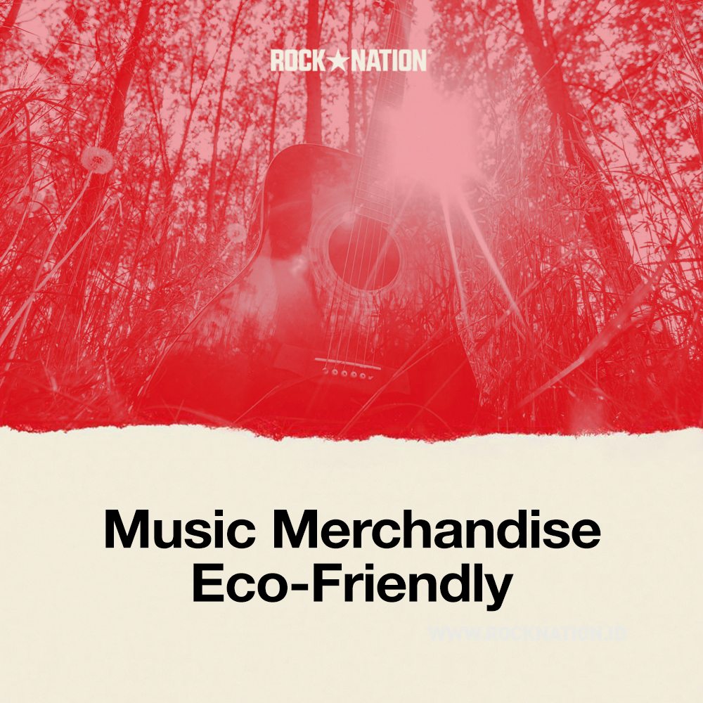 Music Merchandise Eco-Friendly image