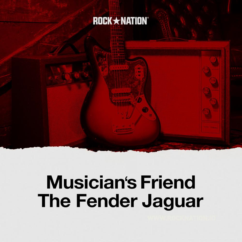 Musician's Friend The Fender Jaguar image