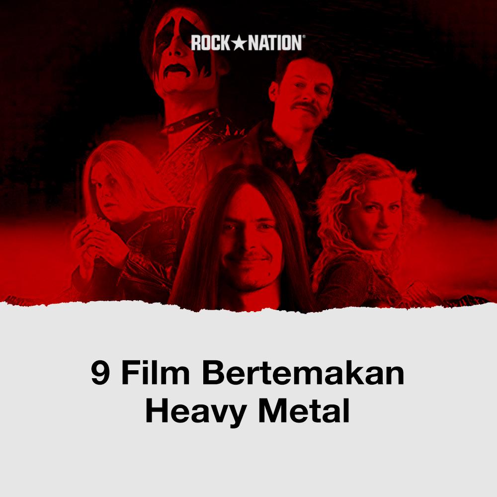 9 Film Bertemakan Heavy Metal image