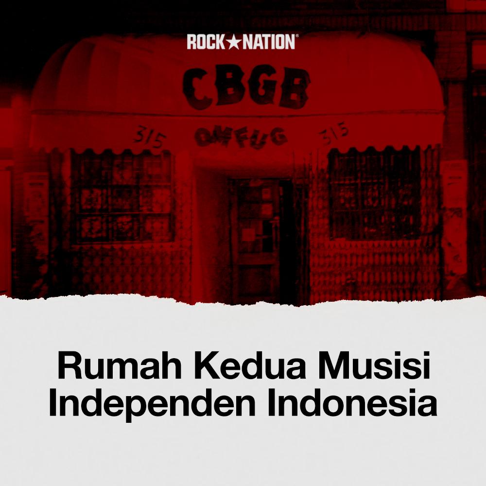 Rumah Kedua Musisi Independen Indonesia image